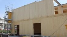 Realizzare pareti in XLAM: forme, dimensioni e composizione dei pannelli