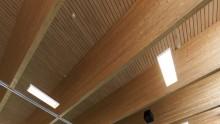 Travi parete in legno: elementi strutturali realizzabili grazie all'XLAM