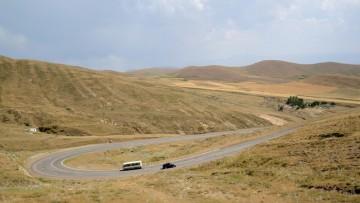 L'ingegneria italiana per lo sviluppo stradale dell'Armenia