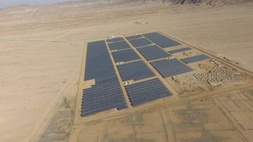 Il primo parco fotovoltaico della Giordania è un successo italiano