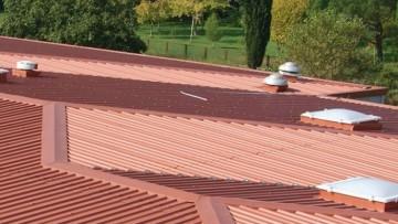 Ventilcover di Ondulit è il sistema di copertura isolato e ventilato per solai piani