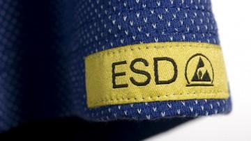 Abbigliamento di sicurezza ESD Mewa: protezione e comfort