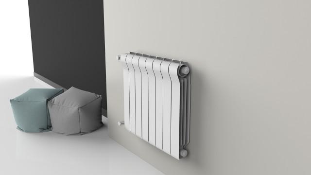 Il fenomeno della condensazione nei generatori di calore for Radiatori in alluminio