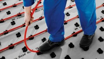 Sistemi radianti e risparmio energetico: i vantaggi del tubo di polibutilene Viega
