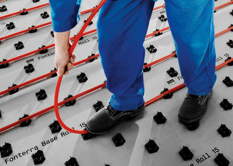 Sistemi radianti e risparmio energetico i vantaggi del for Stufa radiante a risparmio energetico
