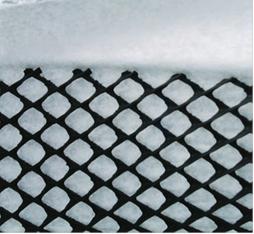 Paoli e Mazzola 5_FIG 4_Tessuto drenante in rotoli per lo strato di drenaggio del verde pensile (Foto Archivio Studio Tecnogreen)