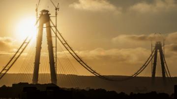 Il terzo ponte sul Bosforo è stato completato dall'italiana Astaldi