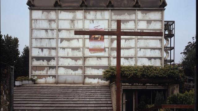 esterno prima del restauro