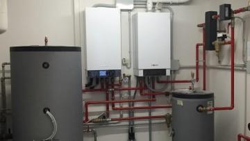Gli impianti ibridi caldaia – pompa di calore