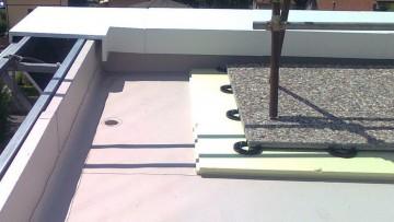 Coperture piane: i vantaggi del tetto rovescio