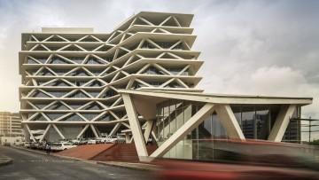 One Airport Square di Mario Cucinella: l'ingegnerizzazione di un progetto complesso
