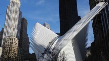 L'Oculus di Santiago Calatrava: racconto di un'opera controversa