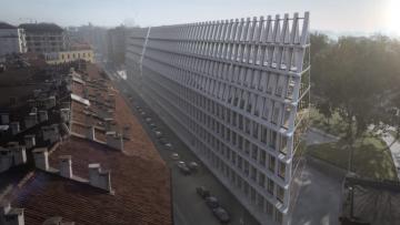 Fondazione Feltrinelli a Milano: focus tecnico sulle strutture