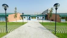Sicurezza antincendio per una scuola in laterizio