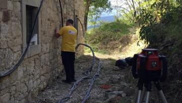 Consolidamento delle fondazioni di un antico edificio in sasso: le soluzioni Systab