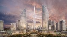 Santiago Calatrava a Dubai: la sua torre-minareto supererà il Burj Khalifa