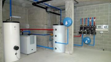 Come funzionano le pompe di calore elettriche per il riscaldamento