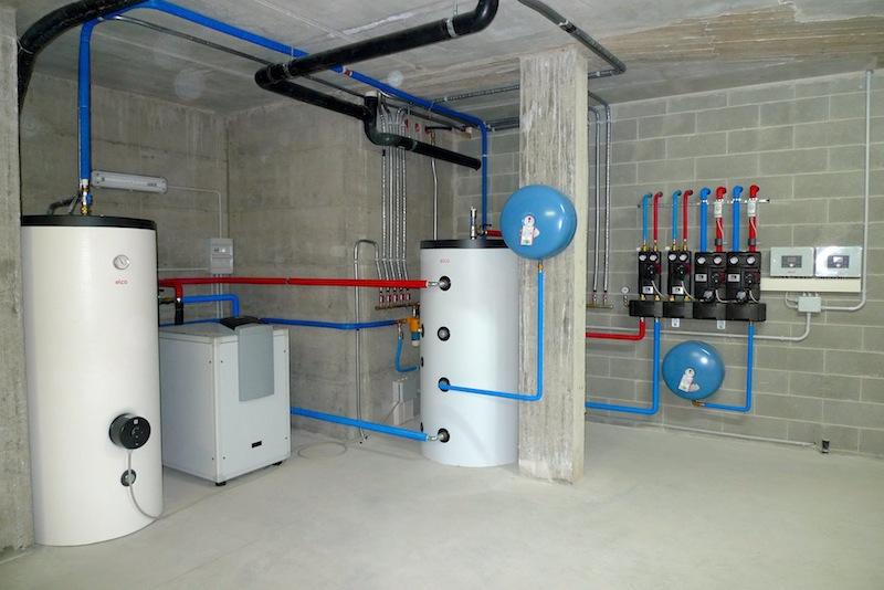 Come funzionano le pompe di calore elettriche per il riscaldamento  Ingegneri.info