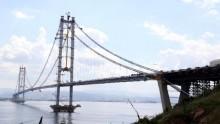 Completato il ponte sospeso sulla Baia di Izmit, tra i più lunghi al mondo
