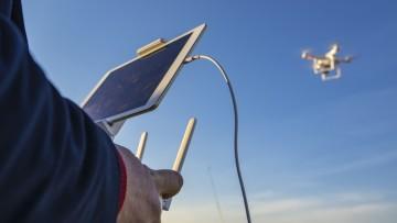 Il rilievo fotogrammetrico di prossimità tramite droni