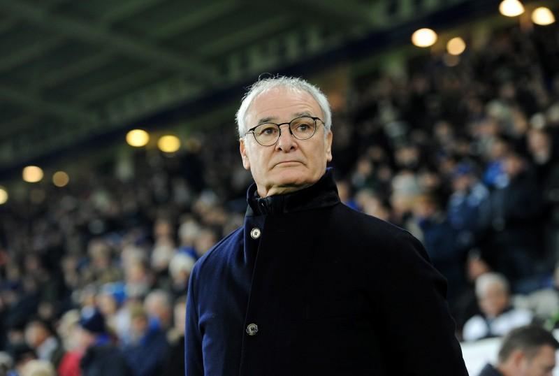 Claudio Ranieri, tecnico del Leicester City, nel King Power Stadium © Alex Hannam