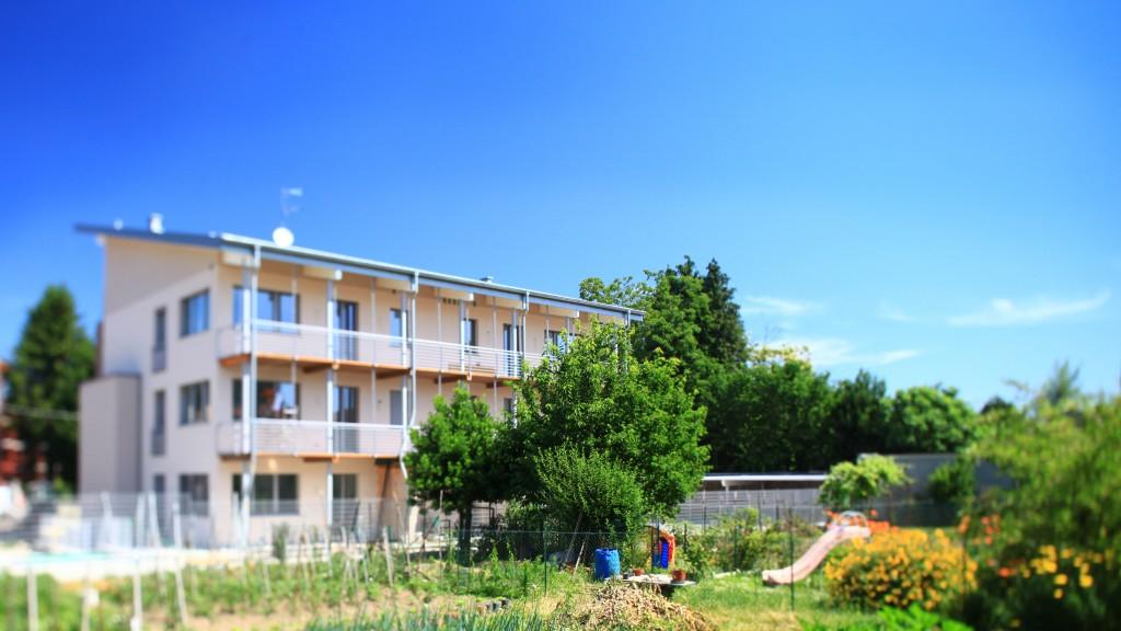La palazzina ad Arsago Seprio