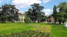 Riqualificata Piazza Leonardo a Milano: un giardino pedonale per il Politecnico