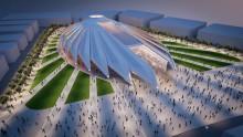 Expo 2020: per gli Emirati Arabi Uniti il 'falco' di Santiago Calatrava