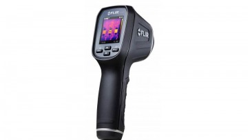 La nuova termocamera a spot TG167 di Flir è ottimizzata per inquadrature a campo visivo ristretto