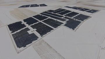 L'impianto fotovoltaico più grande della Turchia è anche italiano