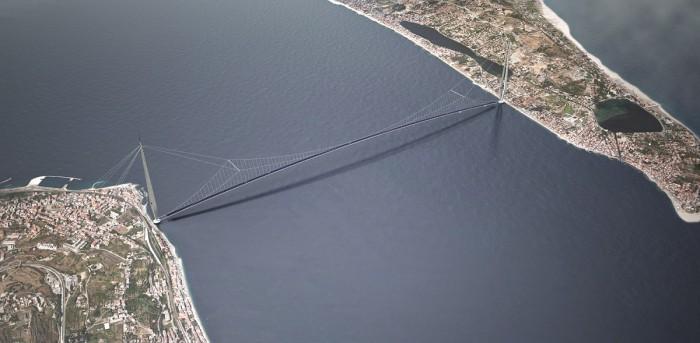 Vista dall'alto - Render (foto: Studio Tecnico Majowiecki)