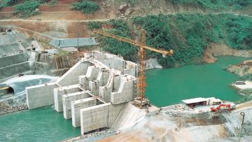 Cmc Ravenna costruirà un tunnel che porterà l'acqua a 13 milioni di filippini