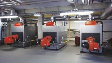 Caldaie a condensazione a gas: l'efficienza di Vitocrossal 300-CR3B di Viessmann