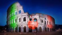 Daikin illumina il Colosseo per i 150 anni di relazioni diplomatiche tra Italia e Giappone