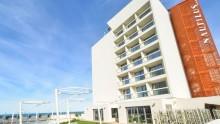 L'Hotel in legno a Pesaro ha pareggiato il bilancio energetico