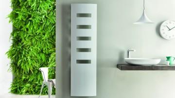 Radiatori in alluminio riciclato: le novità di design ecosostenibile Ridea