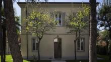 Restauri conservativi: l'intervento su una villa di inizi '900 a Rimini
