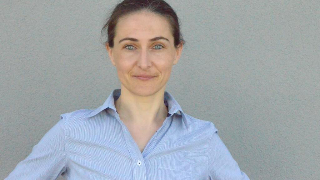 L'ing. Martina Demattio, attiva nel reparto Ricerca&Sviluppo dell'Agenzia CasaClima