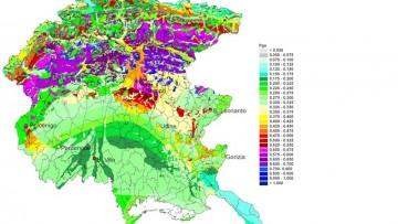 Rischio sismico: in Friuli sensori speciali per edifici 'sentinelle'