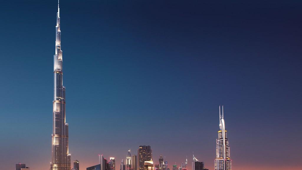 Burj Khalifa, il grattacielo più alto del mondo