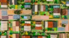 Case a catalogo per riqualificare una caserma: l'idea di Mvrdv