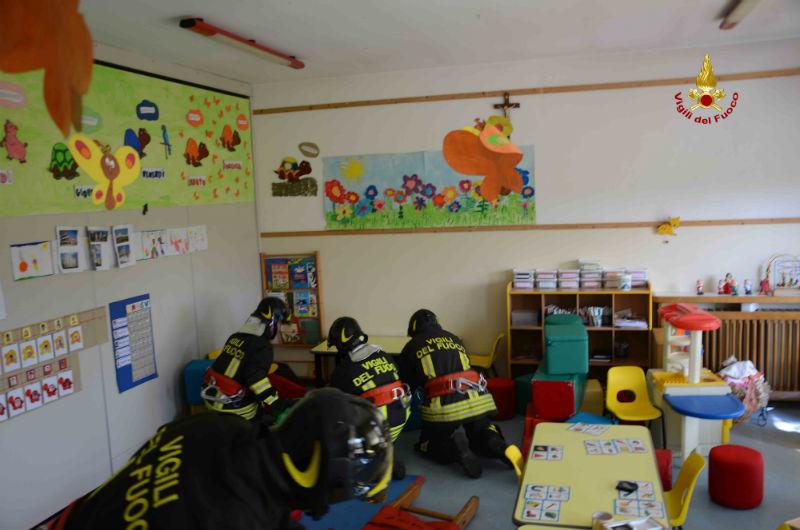 prevenzione incendi in edilizia scolastica