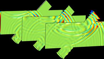 Simulazione multifisica accessibile a tutti con l'ultima versione di Comsol Multiphysics® e Comsol Server™