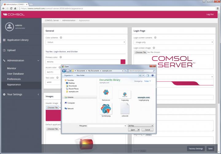 COMSOL_Server_52a