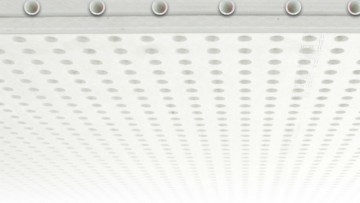 Sistemi radianti a soffitto: vantaggi e normativa