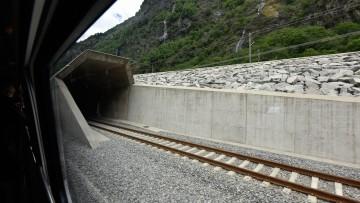 Apre la Galleria di Base del Gottardo, tunnel ferroviario più lungo del mondo