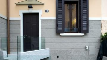Recupero di edifici di pregio: una villa liberty a Milano