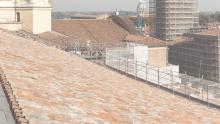 Il ripristino della copertura della Basilica rinascimentale di S. Andrea Apostolo a Mantova