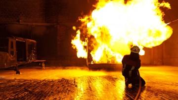 Il piano di emergenza antincendio nei cantieri edili