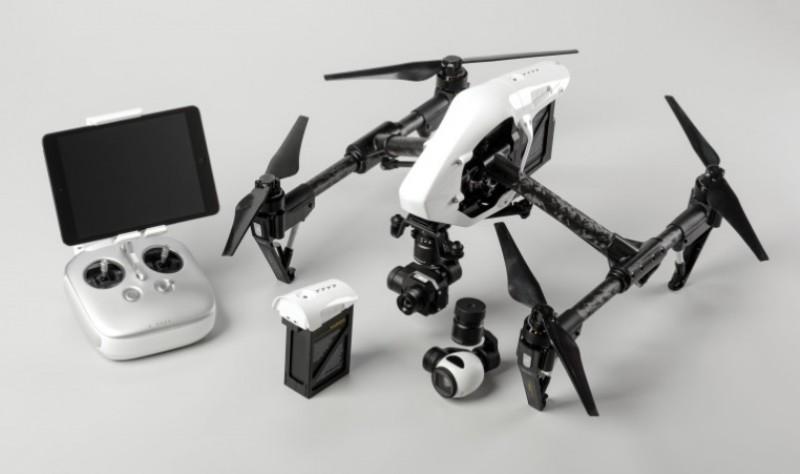 Il nuovo kit Flir per ispezioni aeree